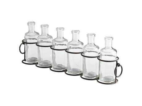 Cyan Design Raw Steel Vase