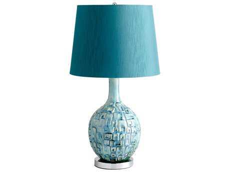 Cyan Design Jordan Teal Table Lamp