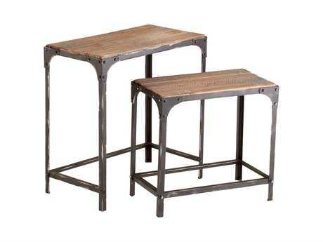 Cyan Design 24.5 x 13.75 Rectangular Winslow Nesting Table