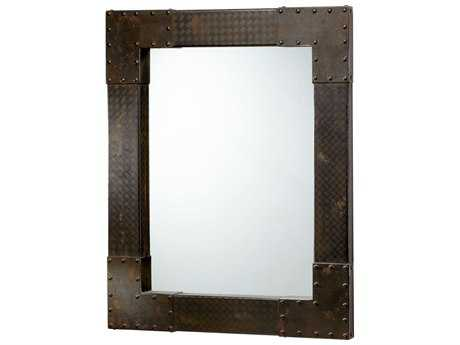 Cyan Design Lasalle 41 x 52 Ebony Wall Mirror