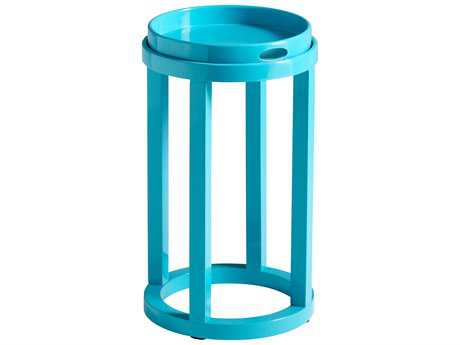 Cyan Design 12 Round Marcella End Table