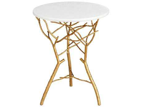 Cyan Design 19 Round Langley End Table