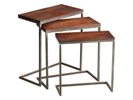 Cyan Design 27.75 x 14.25 Rectangular Jules Nesting Table