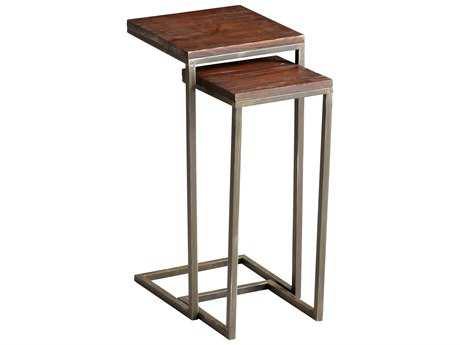 Cyan Design 13.5 Square Kirby Nesting Table