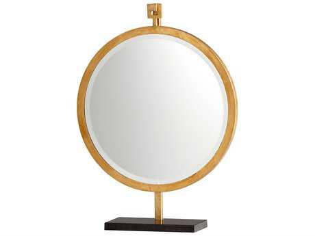 Cyan Design Westwood 18 x 24 Gold Leaf Dresser Mirror