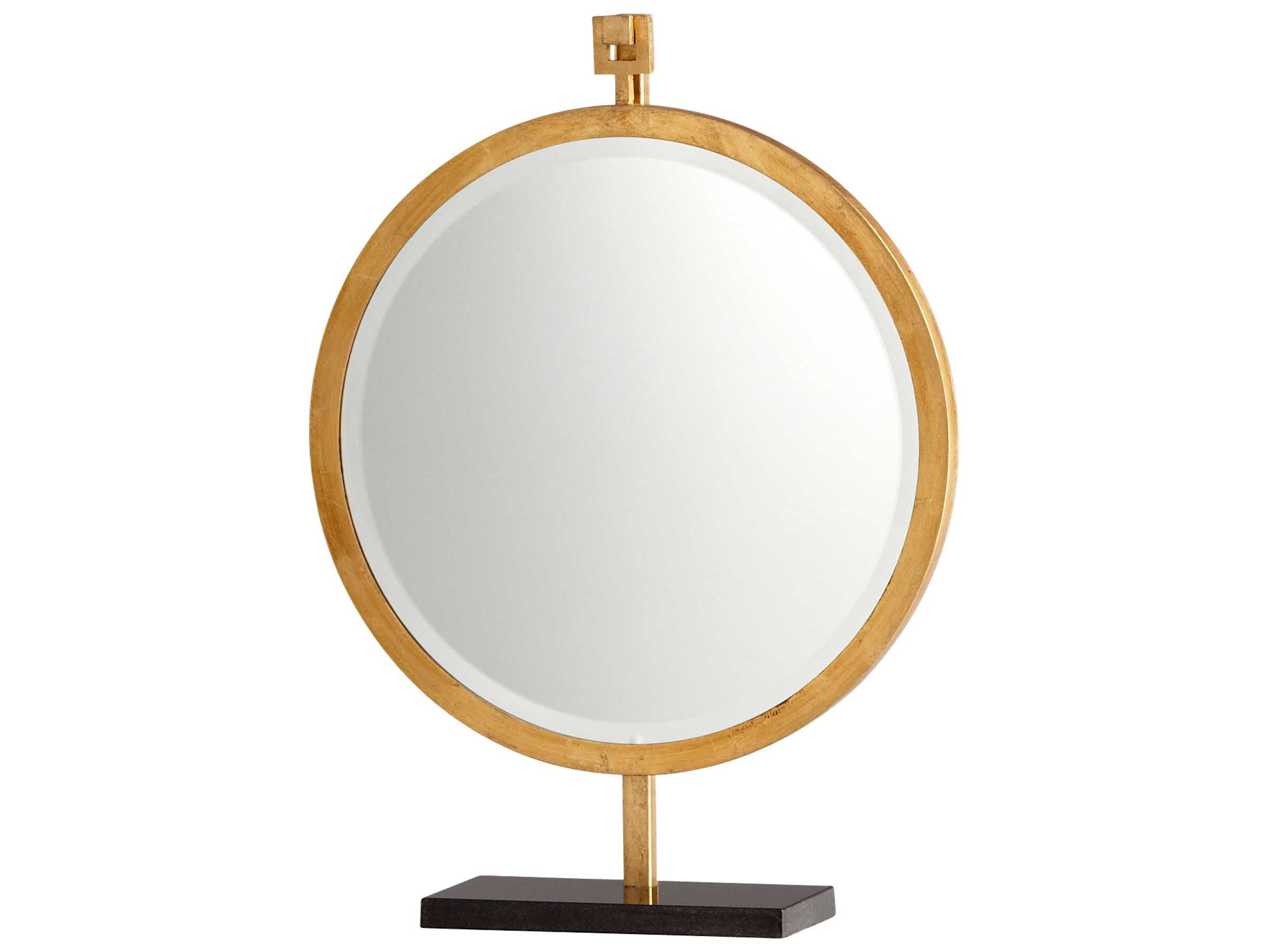 Cyan design westwood 18 x 24 gold leaf dresser mirror for Mirror 18 x 24