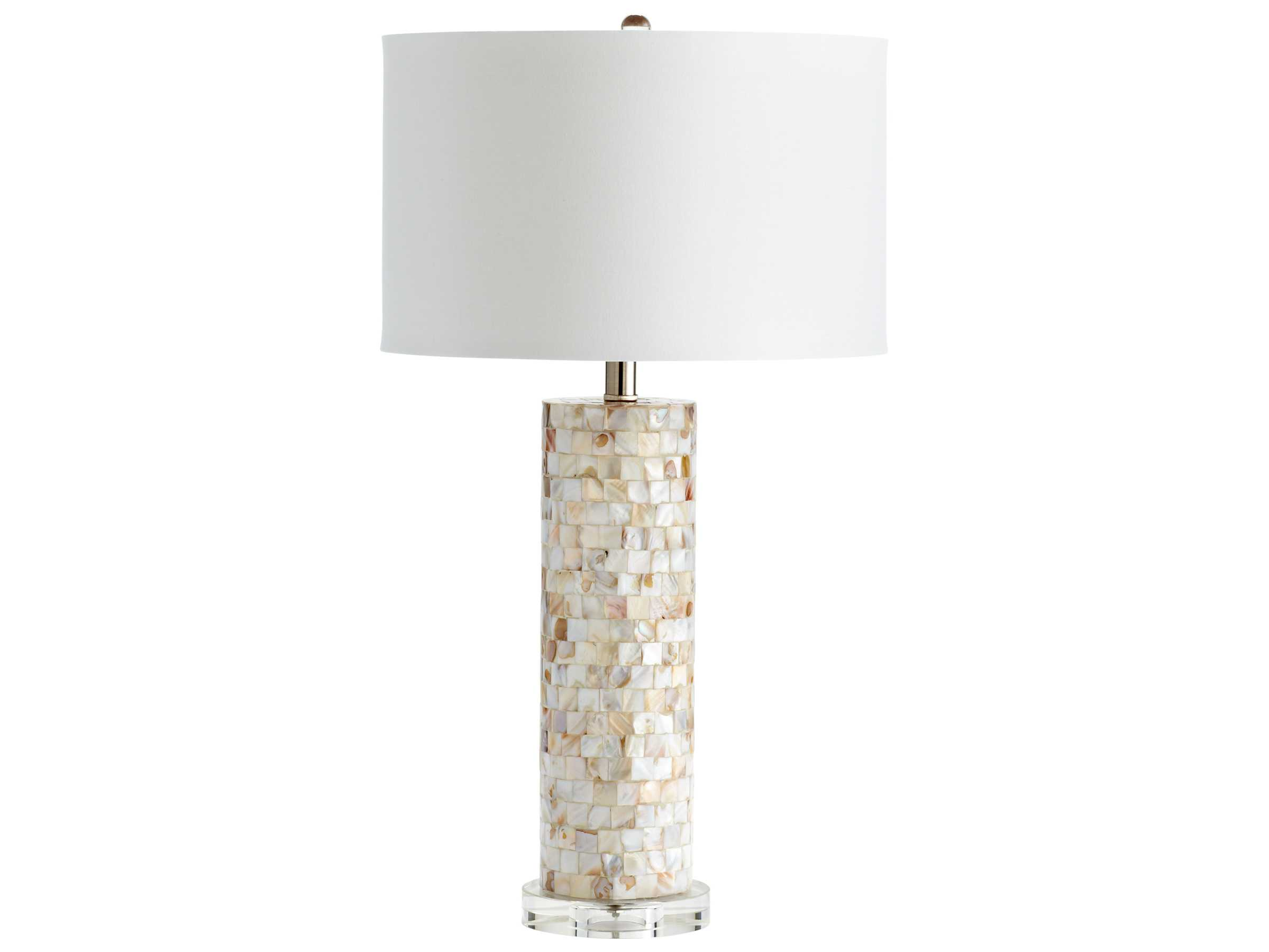 Cyan Design West Palm Mother Of Pearl Table Lamp C305309