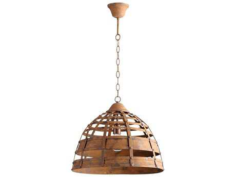 Cyan Design Palma Rustic Mini 18'' Wide Pendant Light