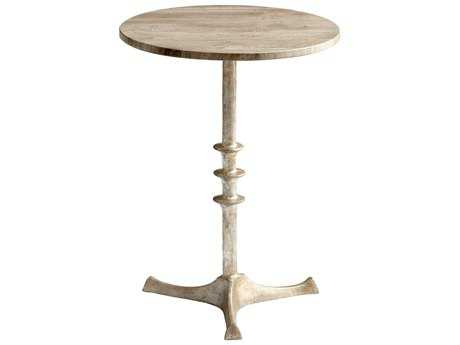 Cyan Design 18 Round Hyde End Table