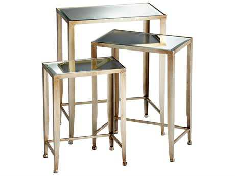 Cyan Design 19 x 12 Rectangular Harrow Nesting Table