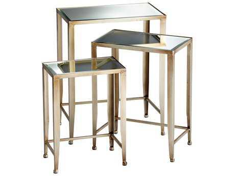 Cyan Design 19 x 12 Rectangular Harrow Nesting Table