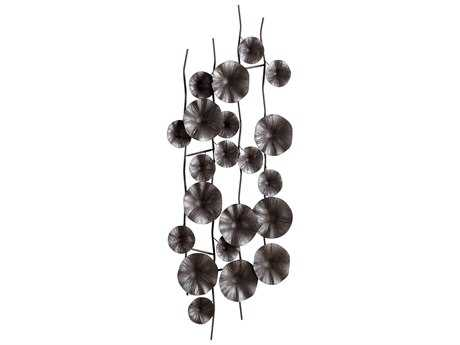 Cyan Design Graphite Poppy Wall Decor