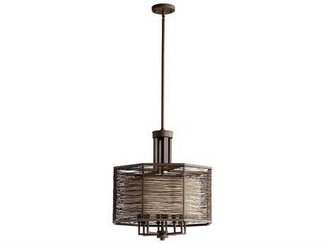 Cyan Design Pascal Old World Eight-Light 22'' Wide Chandelier