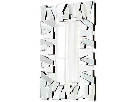 Cyan Design Deconstructed 36 x 55 Wall Mirror