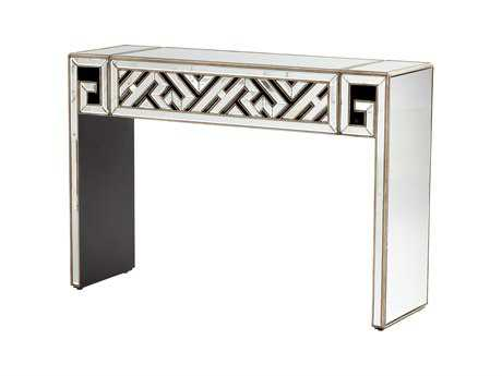 Cyan Design 51.5 x 16 Rectangular Deco Divide Console Table