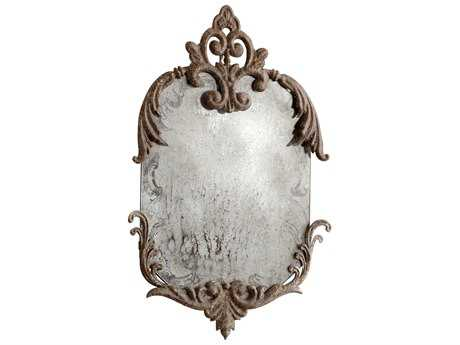 Cyan Design Findabair 14.75 x 21.5 Rustic Wall Mirror