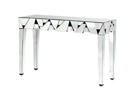 Cyan Design 53 x 18 Rectangular Shattered Obsession Console Table