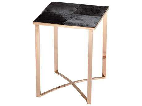 Cyan Design 17.75 Square Reality End Table