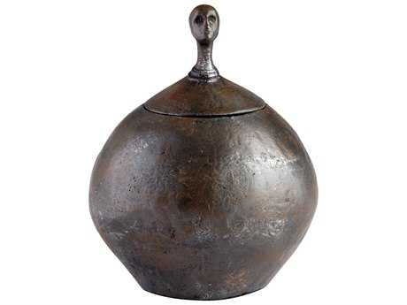 Cyan Design Keep Your Head Up Rustic Vase
