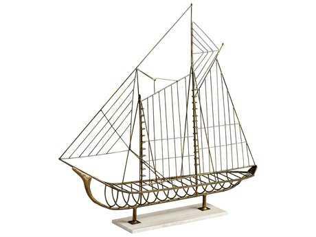 Cyan Design Sail Away Sculpture