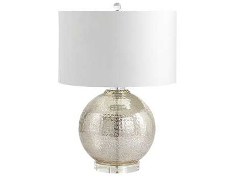 Cyan Design Mercury Hammrd Reflections Table Lamp