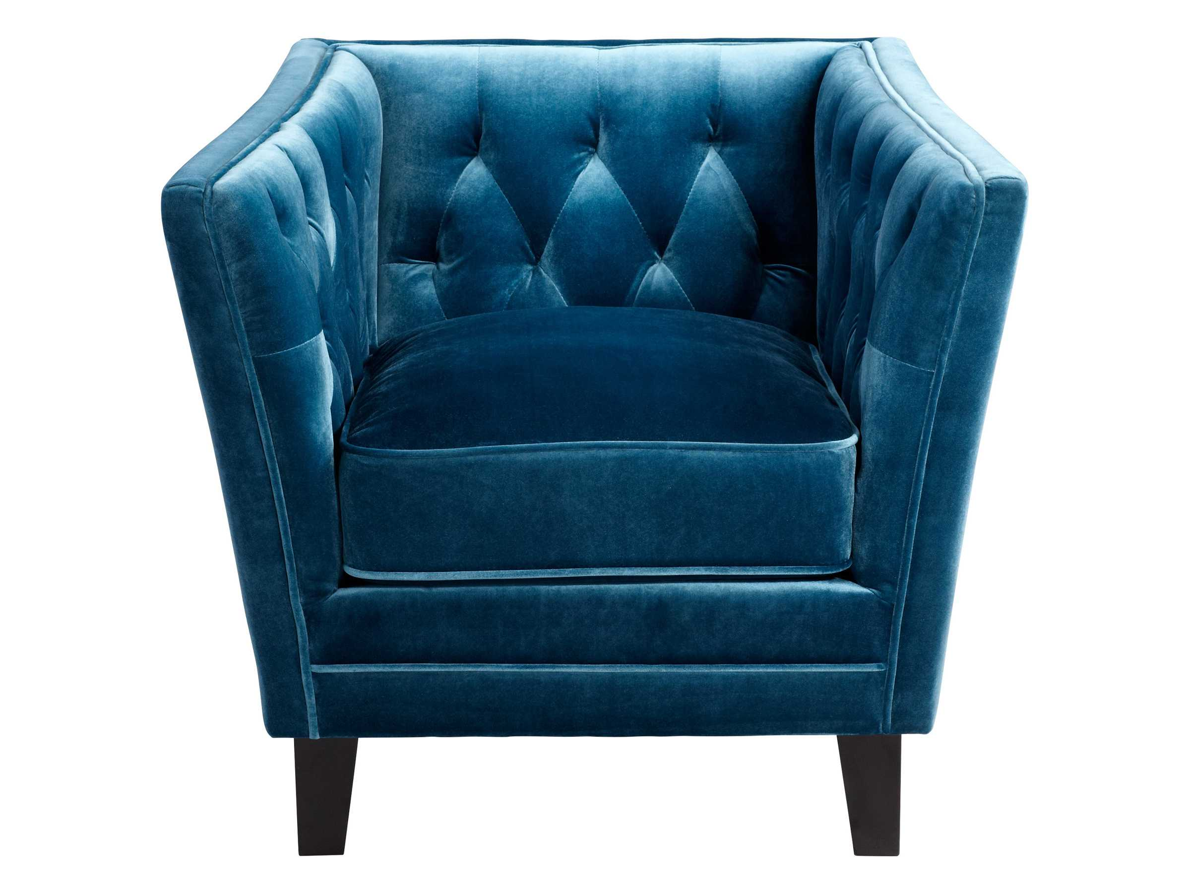 cyan design blue prince valiant accent chair blue collection by cyan