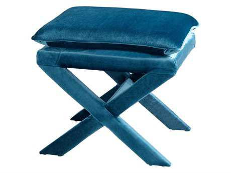 Cyan Design Blue Otto Stool