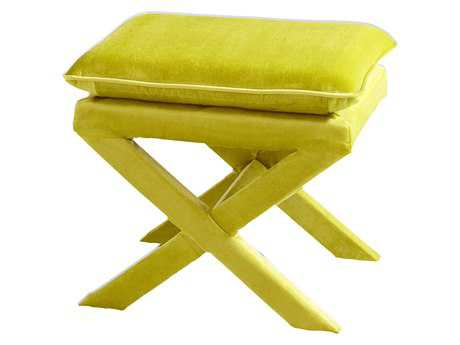 Cyan Design Green Otto Stool