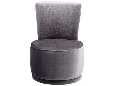 Cyan Design Apostrophe Silver Accent Chair