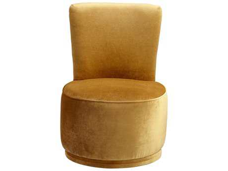 Cyan Design Apostrophe Gold Accent Chair