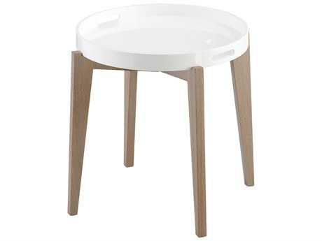 Cyan Design 20 Round Van Dyke End Table