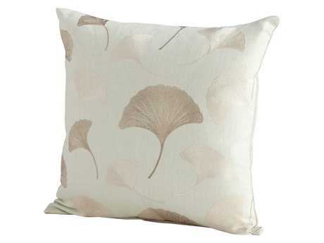 Cyan Design Sage Green Secret Garden Pillow