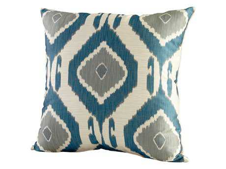 Cyan Design Sage Green Navaho Pillow