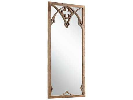 Cyan Design Tudor 40 x 87 Black Forest Grove Dresser Mirror