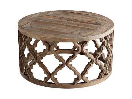 Cyan Design 30.5 Round Sirah Coffee Table