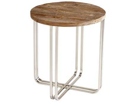 Cyan Design 22.5 Round Montrose End Table
