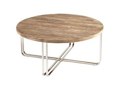 Cyan Design 39.75 Round Montrose Coffee Table