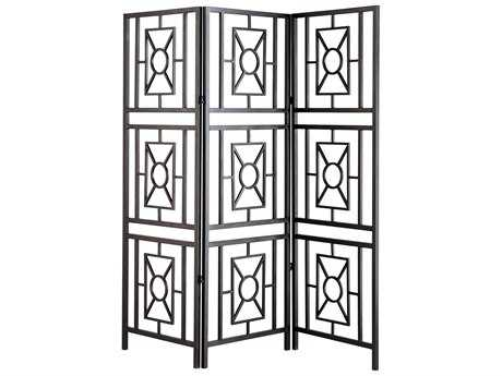 Cyan Design Eros Rustic Iron 3 Panel Room Divider