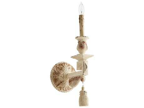 Cyan Design Brenton Persian White Wall Sconce