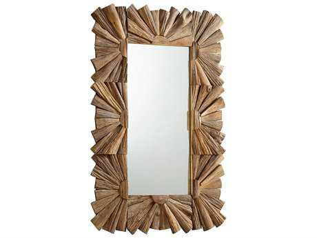 Cyan Design Swanson 30 x 47 Pecan Dresser Mirror