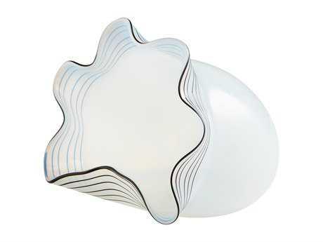 Cyan Design White Moon Jelly Vase