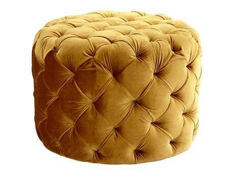 Cyan Design Gold Miss Muffet Ottoman