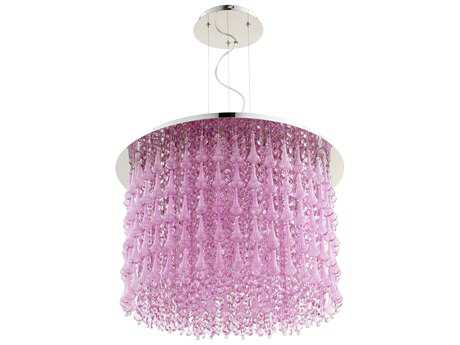 Cyan Design Charleston Purple Ten-Light Pendant