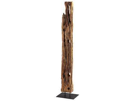 Cyan Design Bandalier Walnut Sculpture