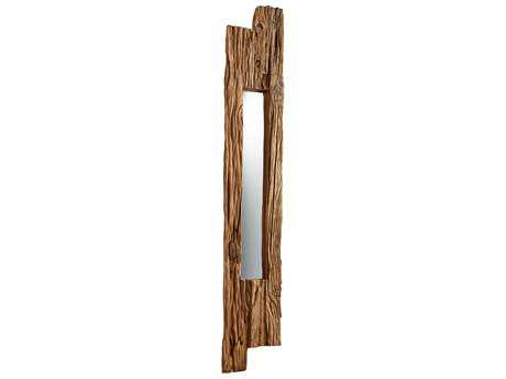 Cyan Design Janus Walnut 11''W x 68''H Floor Mirror