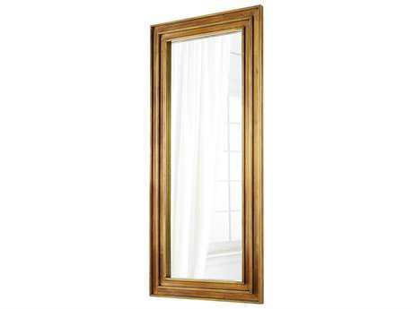 Cyan Design Turic Brass 38''W x 84''H Rectangular Floor Mirror