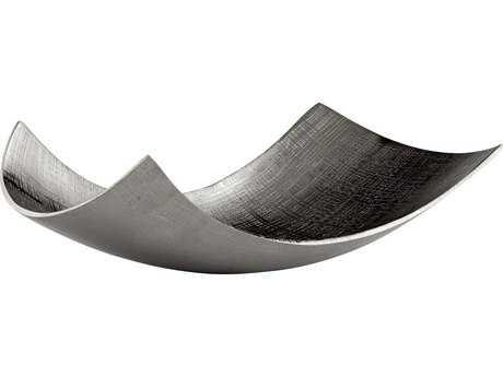 Cyan Design Armada Textured Bronze Small Tray