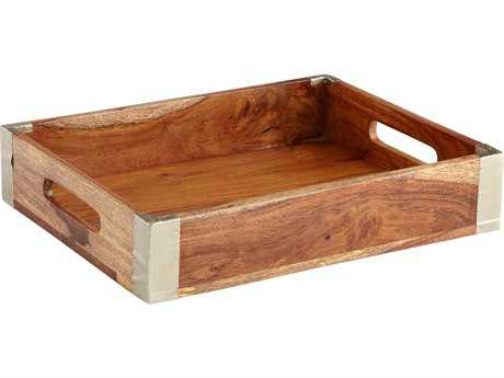 Cyan Design Wembley Bleached Reclaimed Wood Tray