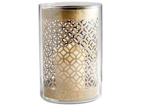 Cyan Design Versailles Gold Large Candle Holder
