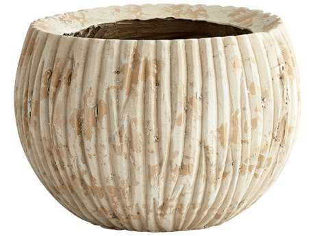 Cyan Design Rotundus Brown Large Planter